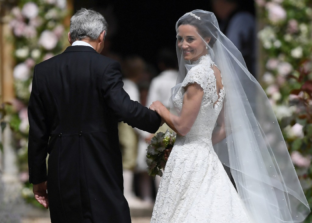 Pippa Middleton rumbo al altar (Reuters)
