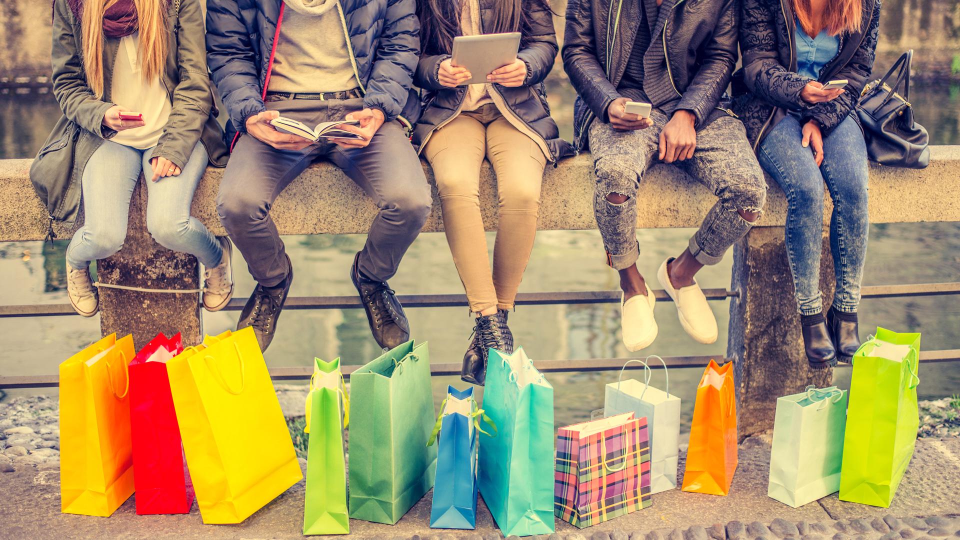 Los Millennials son los grandes consumidores el siglo XXI (iStock)