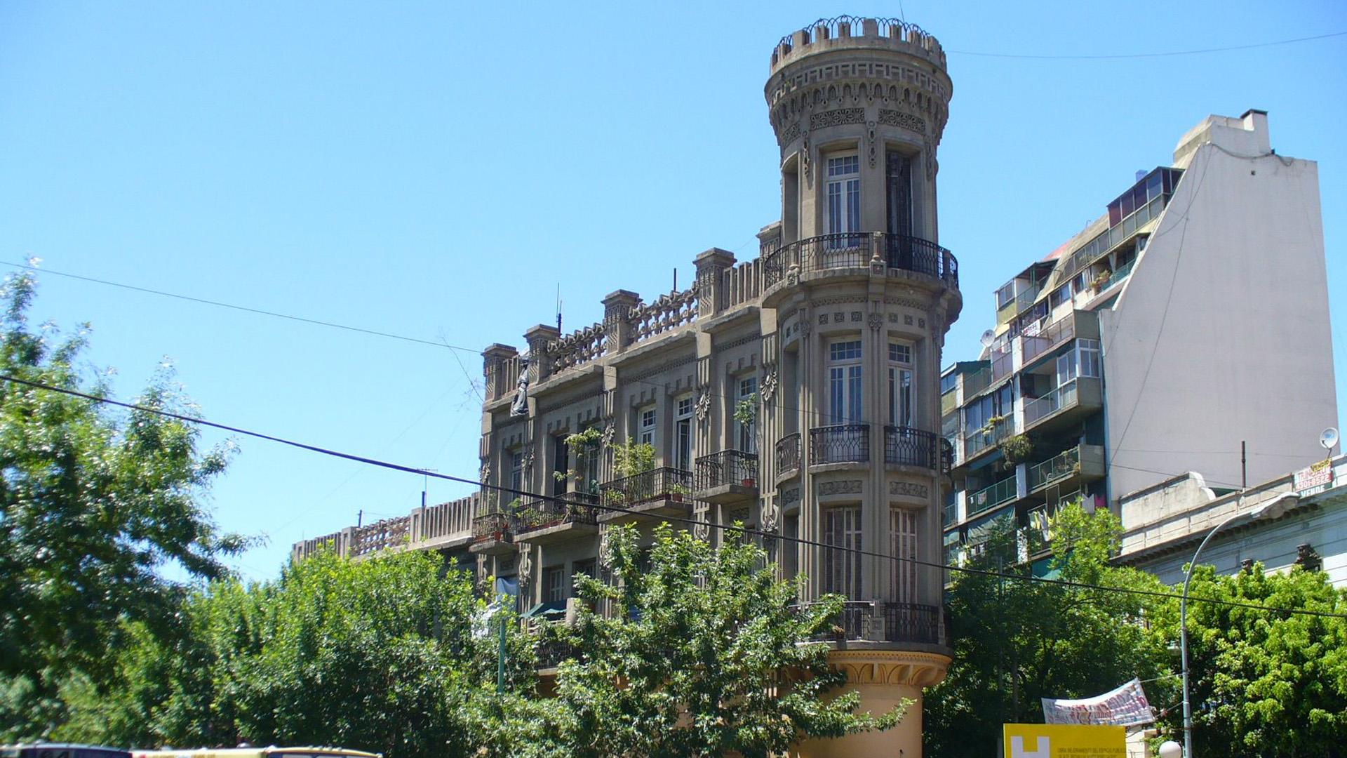 Resultado de imagen para El castillo de La Boca.