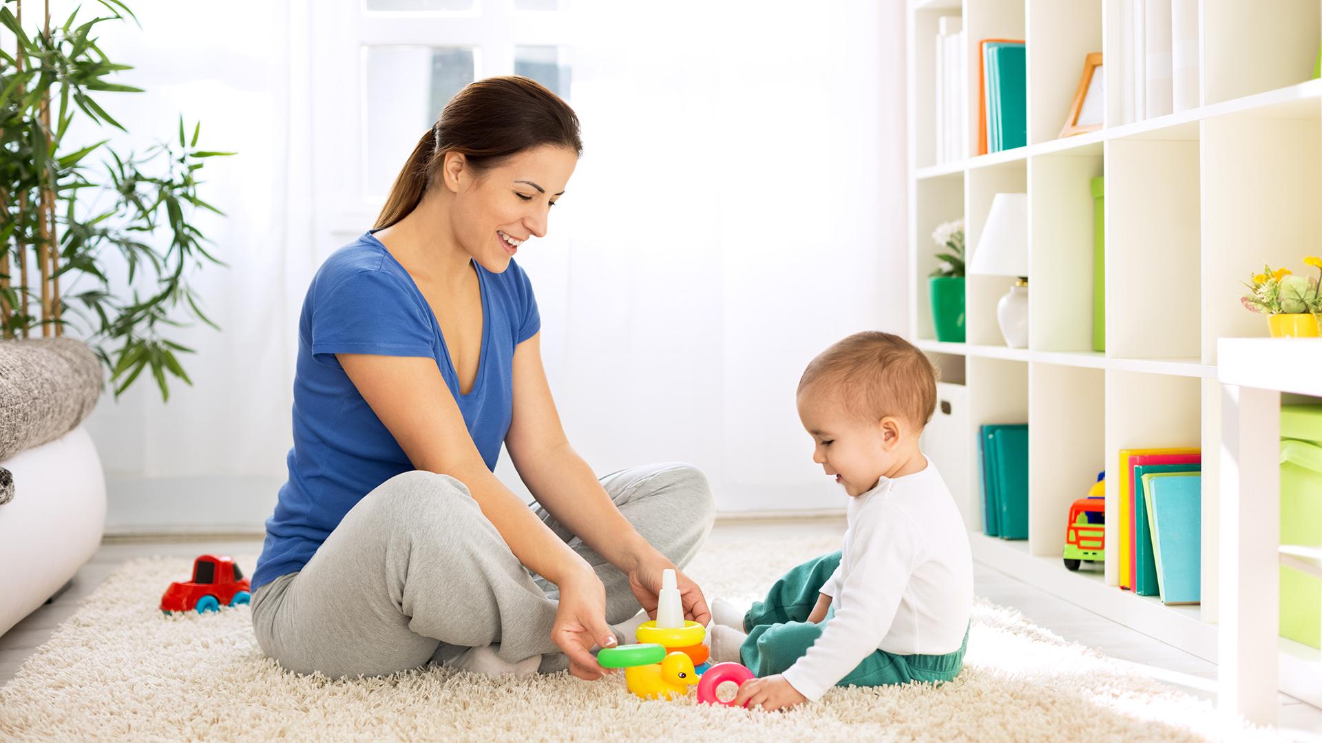 El modelo DIR/Floortime está recomendado por pediatras para niños y adolescentes con problemas de comunicación y TEA. (istock)