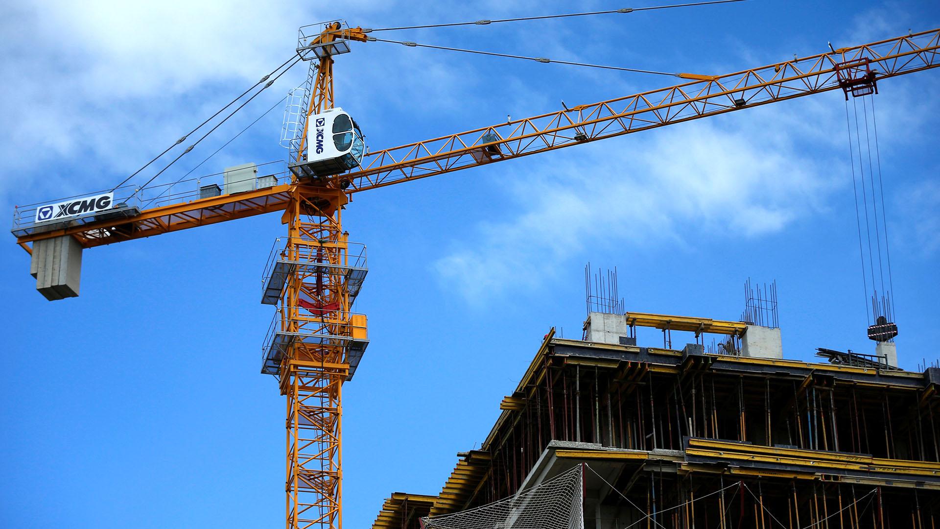 La venta de insumos para construcción cayó 4,7% en once meses de 2018. (Reuters)
