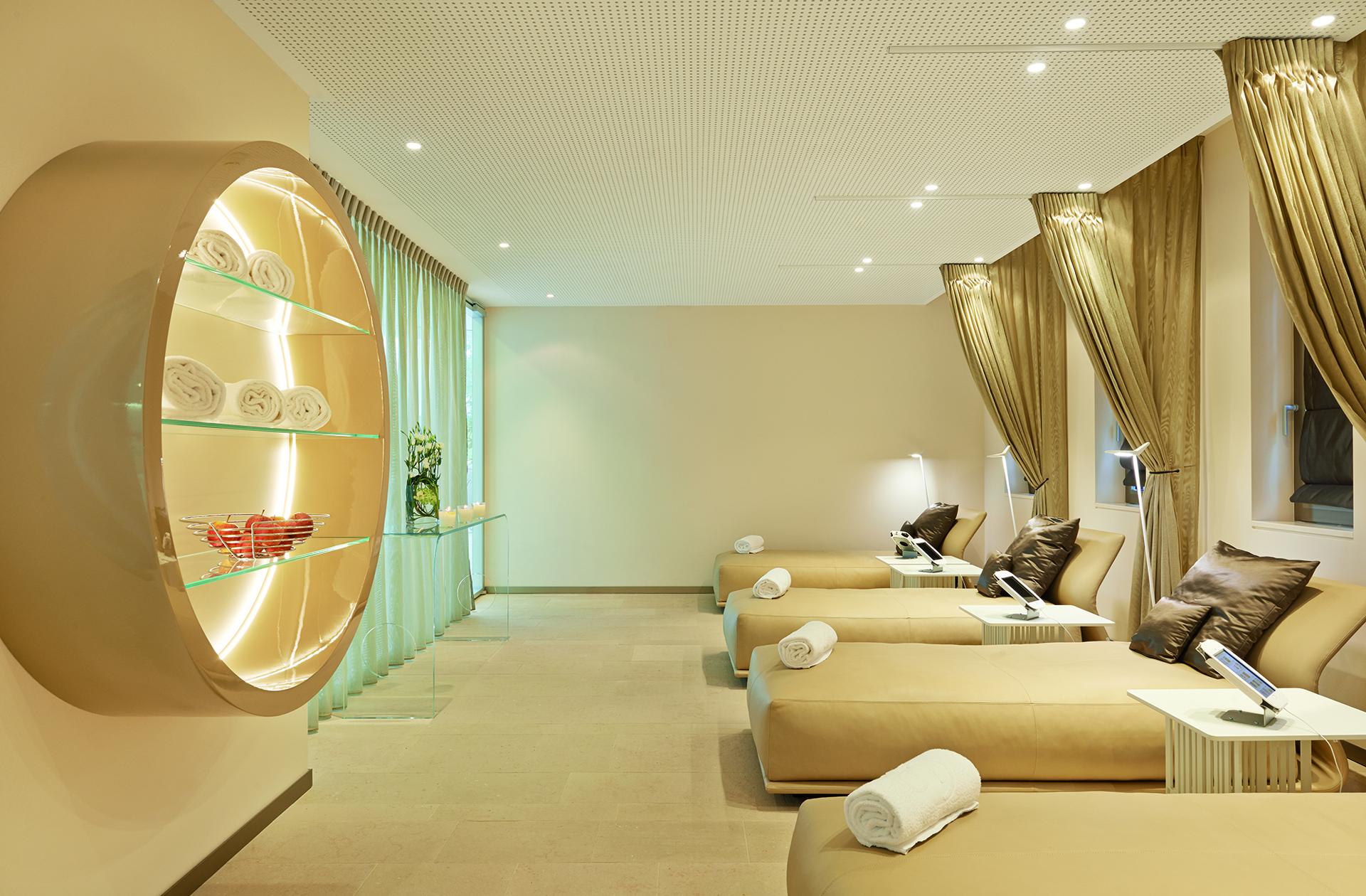 Suites compartidas con los detalles únicos que ofrece la clinica.(Fine Hotels Spa & Resort of The World)