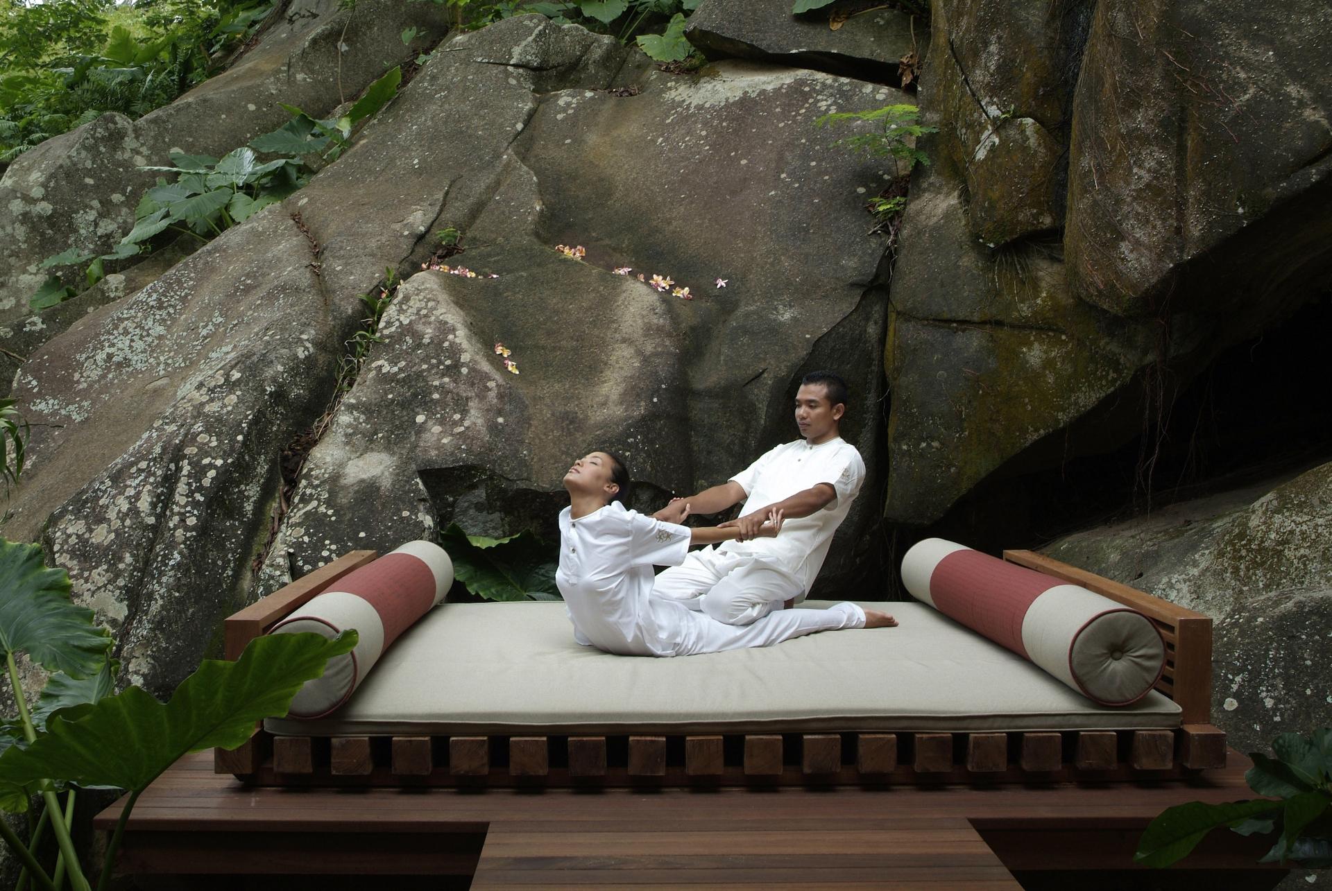 El masaje Signature Maia, clásico de Seychelles(Fine Hotels Spa & Resort of The World)