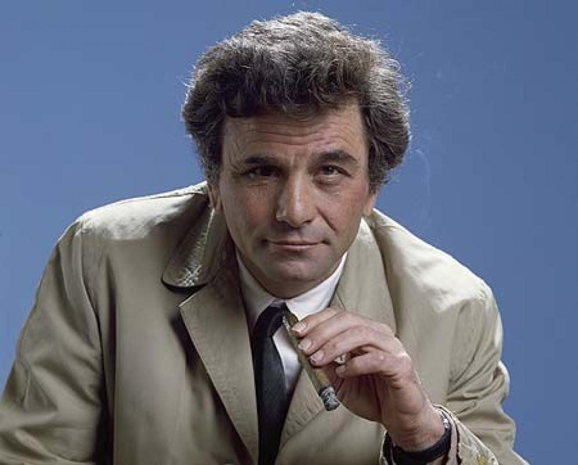 El detective Columbo, inspirador del método