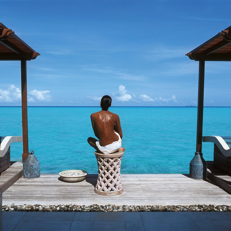 Los servicios de spa pueden ser pedidos en las mismas habitaciones (Fine Hotels Spa & Resort of The World)
