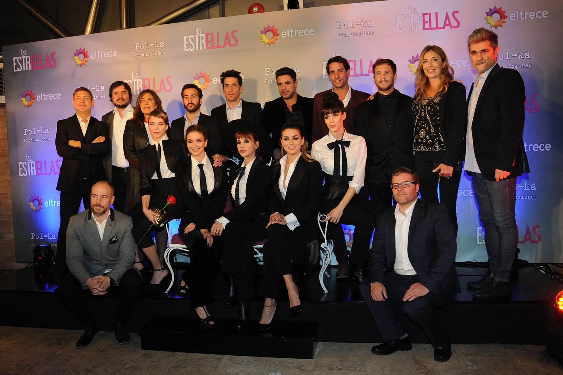 """El elenco completo de """"Las Estrellas"""""""