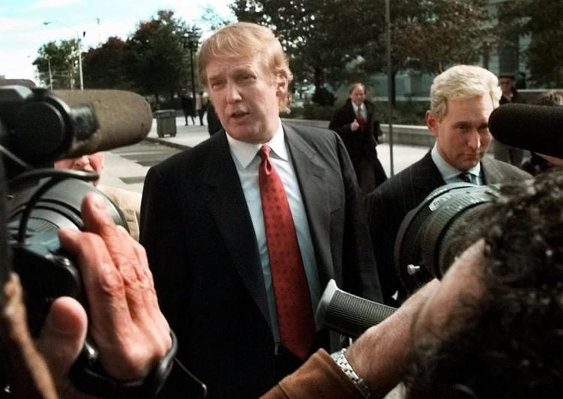 Trump y Stone se conocieron en 1979