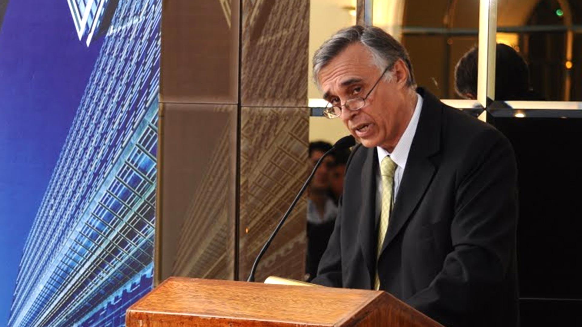 Roberto Bosca, director académico del Cudes