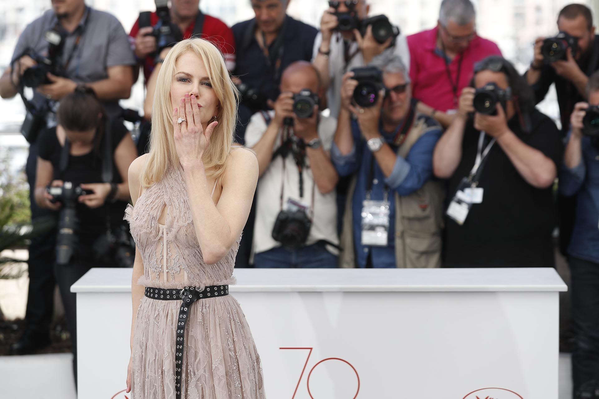 Nicole Kidman (AP Photo/Thibault Camus)
