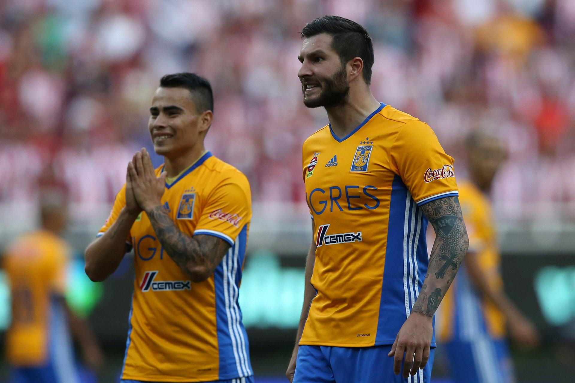Gignac, ídolo en Tigres, está a un gol del récord como máximo goleador del equipo (Foto: Reuters)