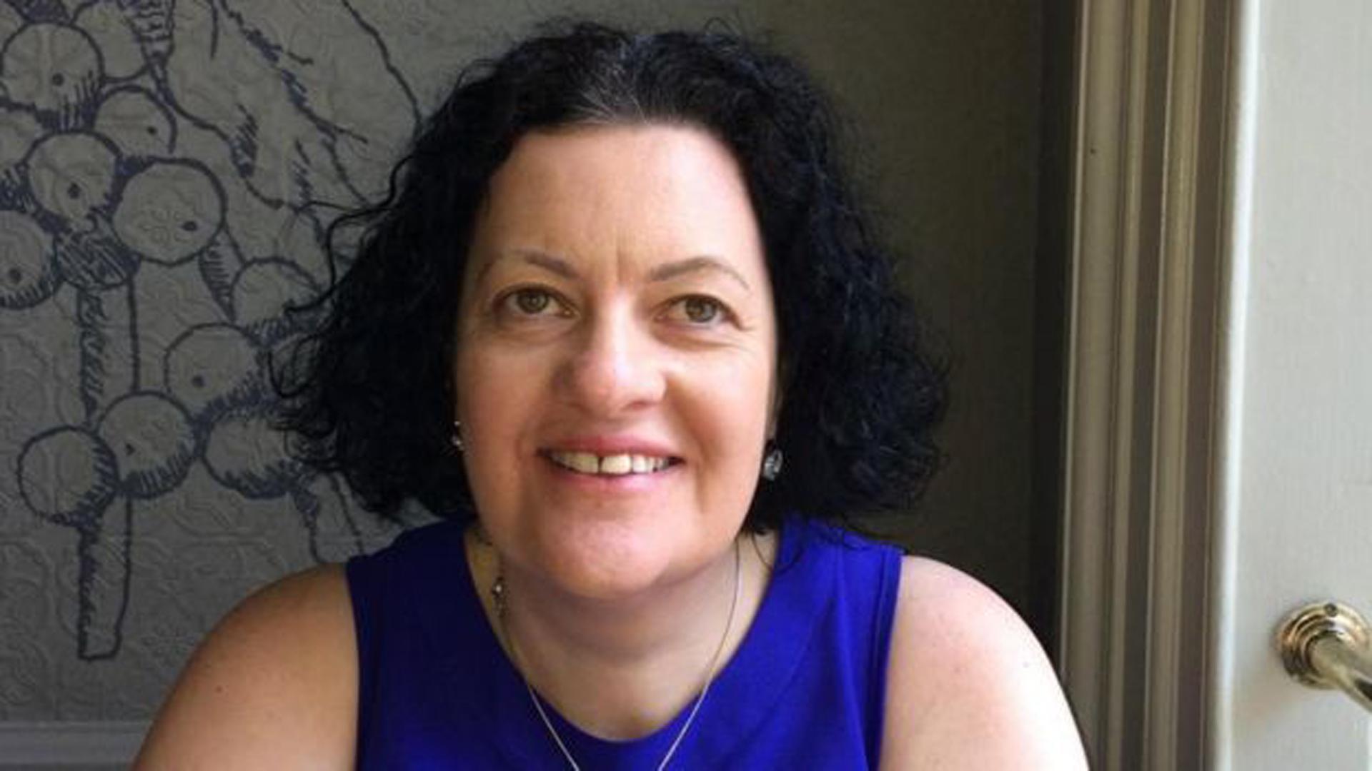 Milina Cunning, la mujer entrevistada que posee visión ciega (BBC)