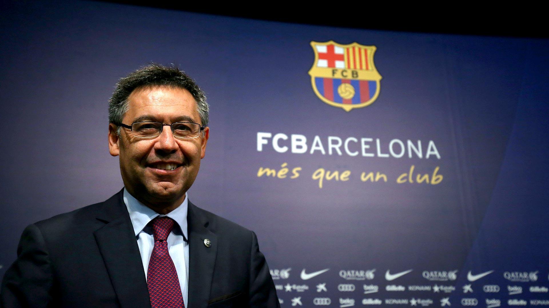 (Reuters) el club emitió un comunicado oficial