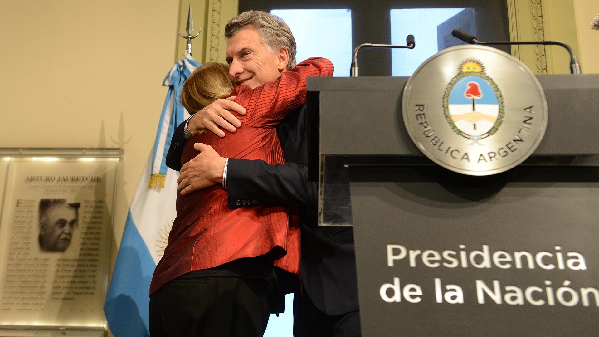 (Presidencia de la Nación)