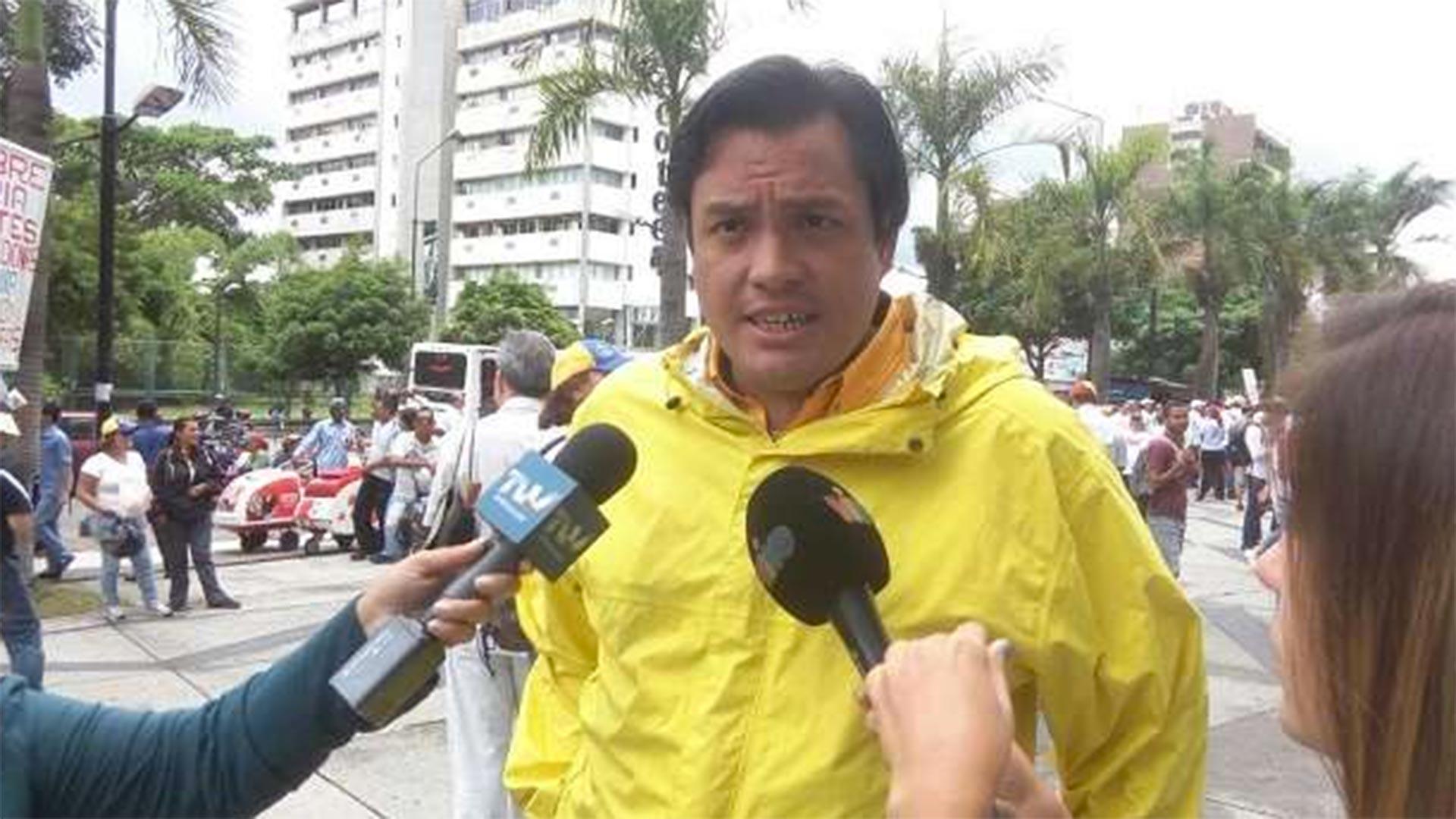 Carlos Paparoni, diputado de la Asamblea Nacional