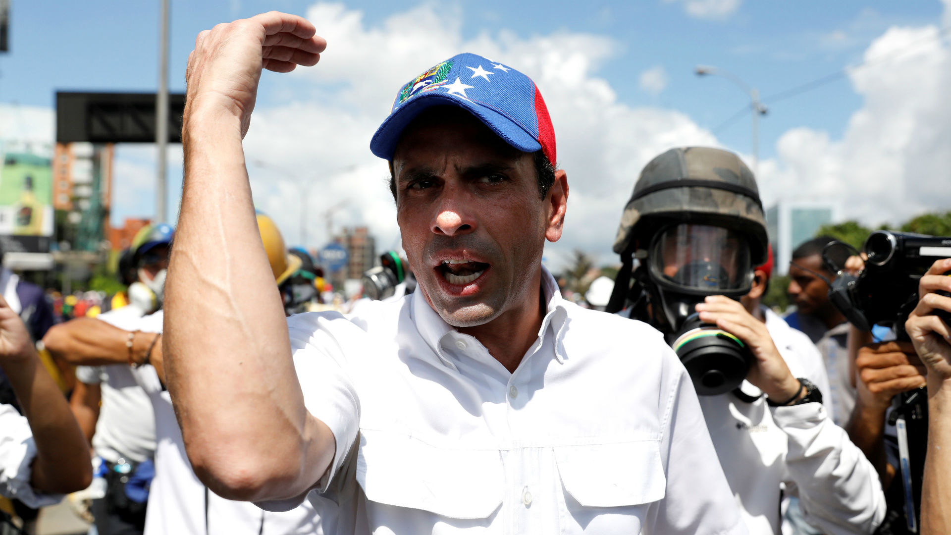 El líder opositor Henrique Capriles (Reuters)