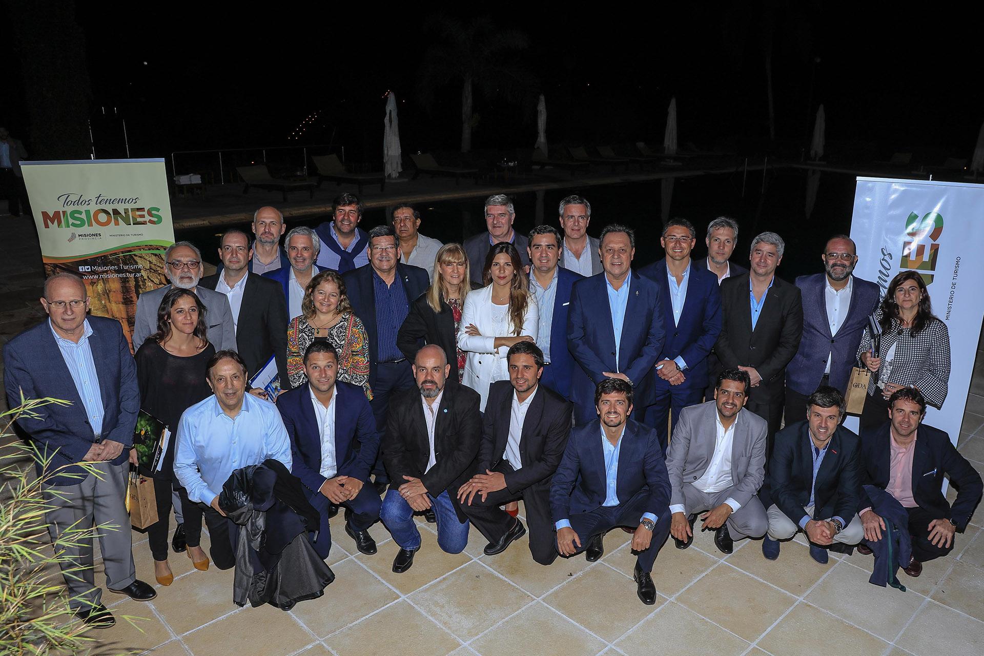 Este fin de semana también se reunieron en Iguazú las principales autoridades de Turismo de todo el país en la 140º Asamblea del Consejo Federal de Turismo