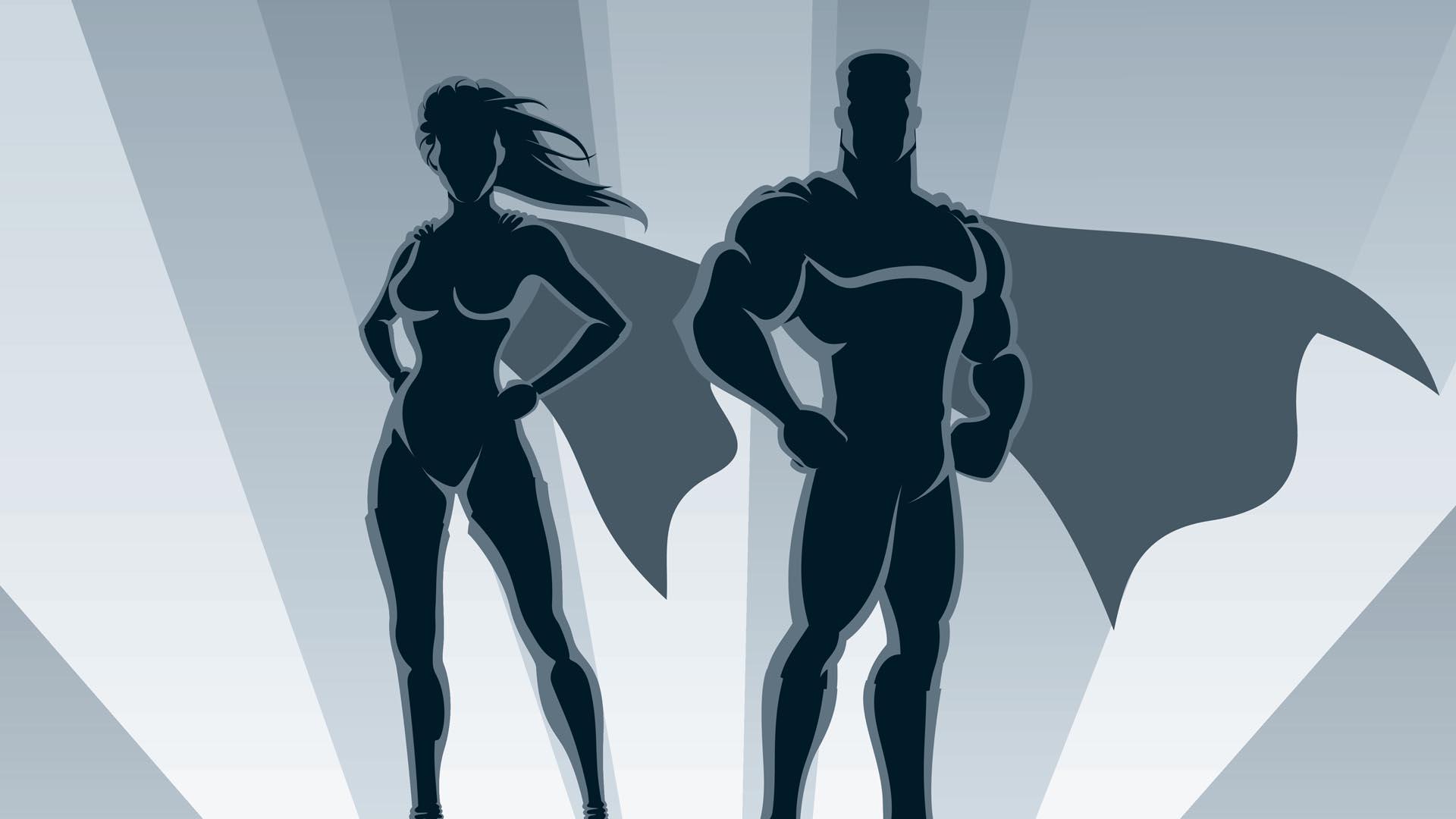 Los superhéroes según los astros (iStock)