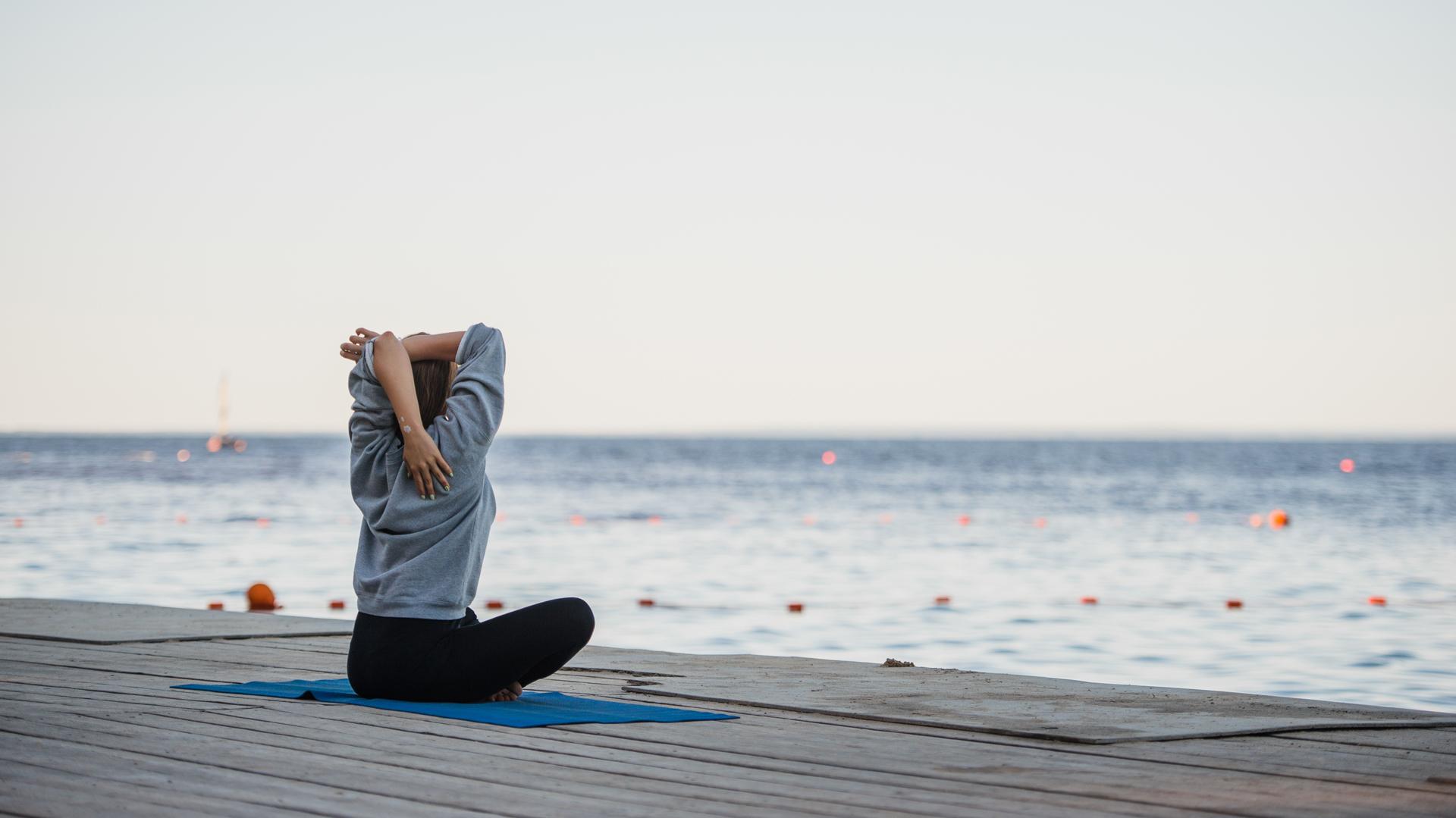 La flexibilidad disminuye la tensión y favorece la lucidez mental (iStock)
