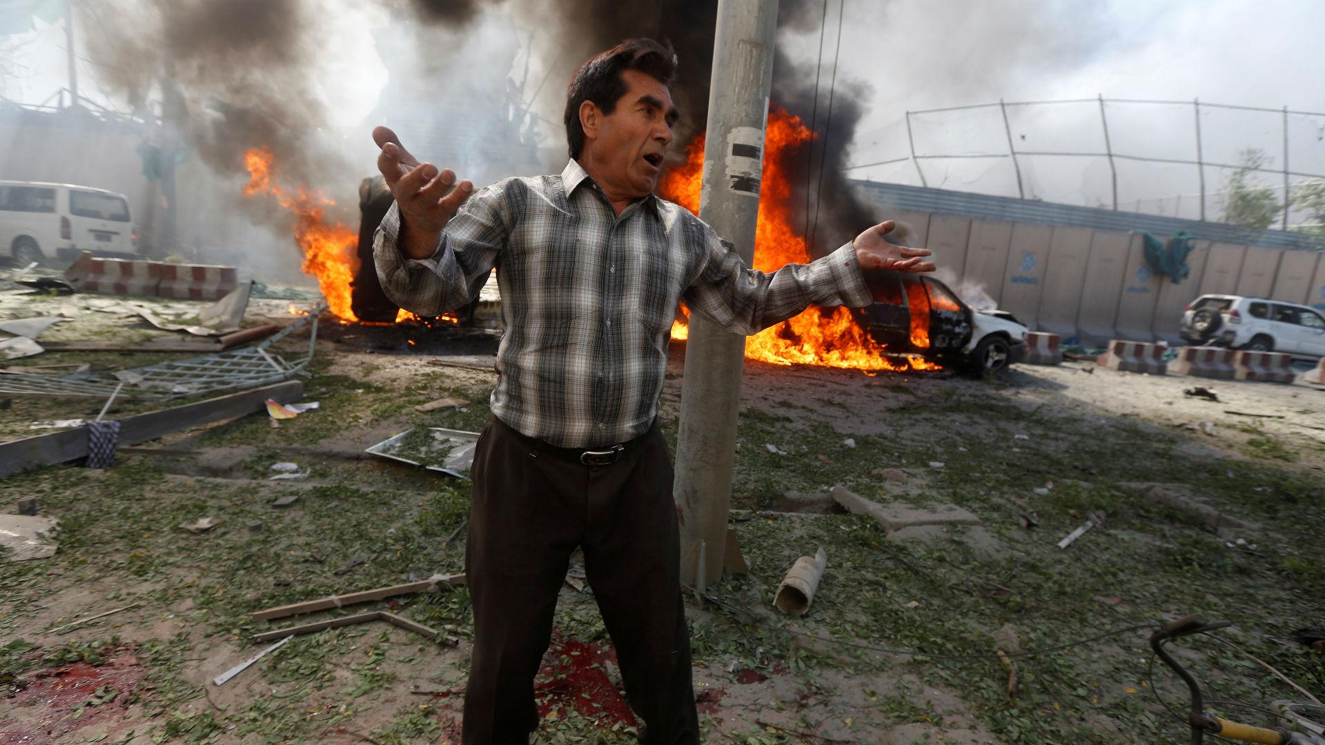 Atentado en Kabul reuters 2