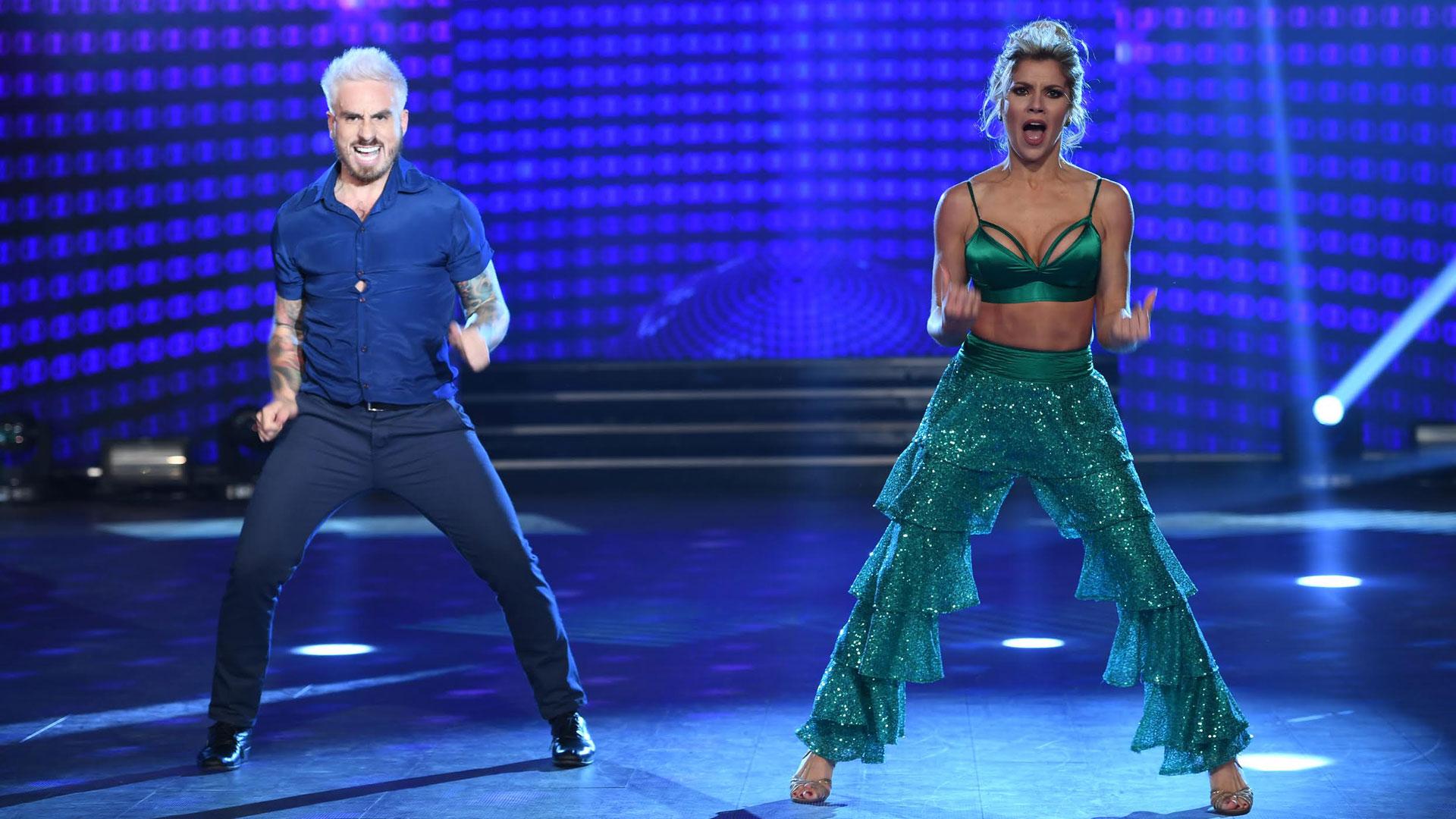 """Fede Bal y Laurita Fernández contaron que pasaron una noche juntos…. ¿Habrá reconciliación entre los participantes del """"Bailando""""?"""""""