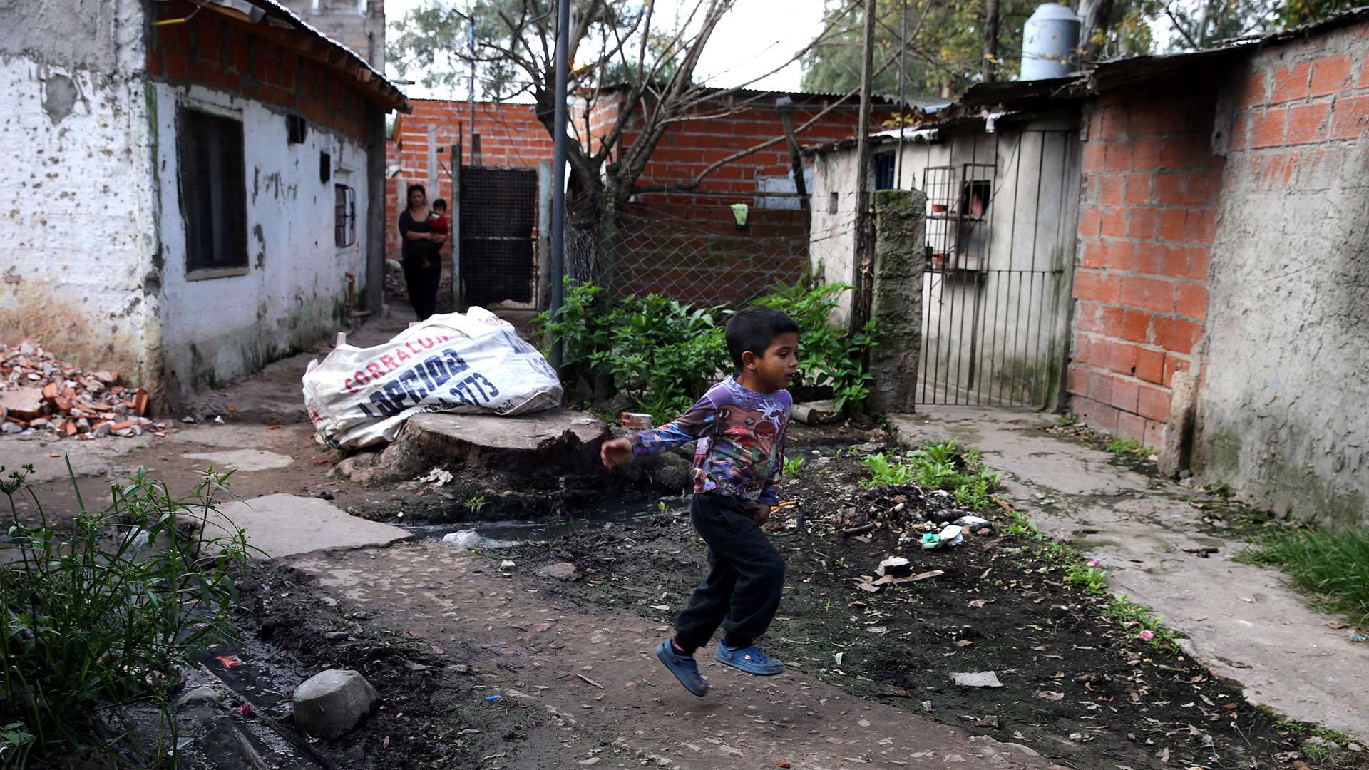 En la Argentina, uno de cada tres habitantes es pobre. (Reuters)