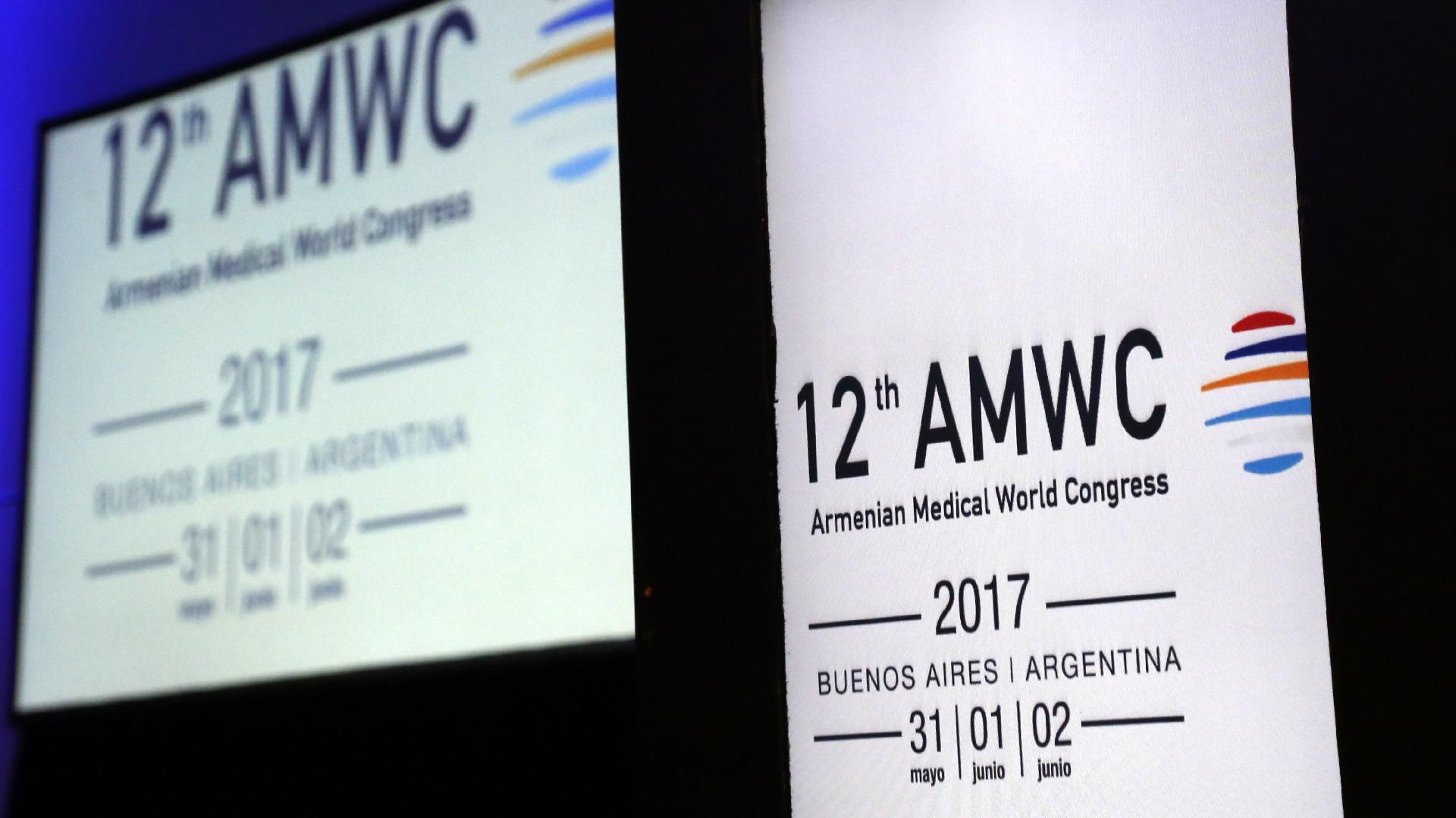 El Congreso Mundial de Profesionales de la Salud Armenios se celebró por primera vez en territorio latinoamericano: Argentina fue el país elegido (Nicolás Aboaf)