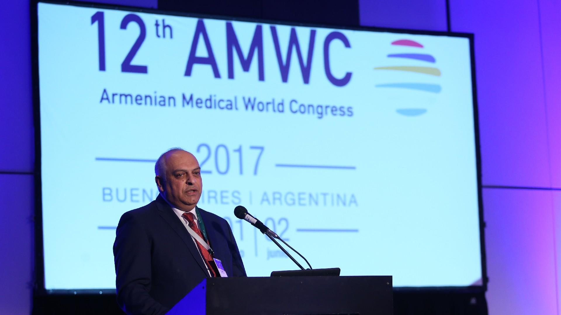 Khachatryan Sergey, viceministro de Salud de Armenia