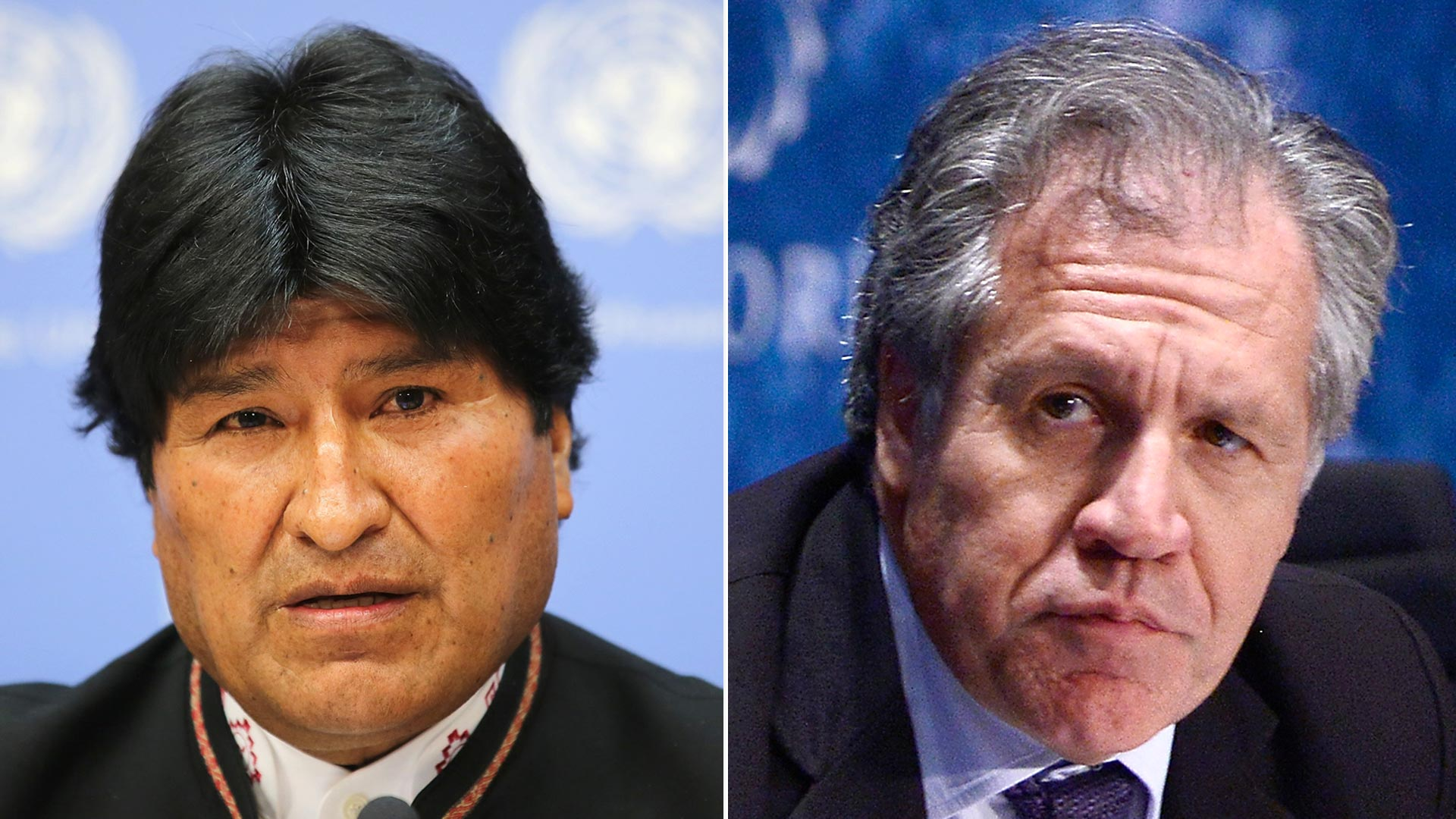 Evo Morales acusó a Luis Almagro de dirigir un nuevo Plan Cóndor