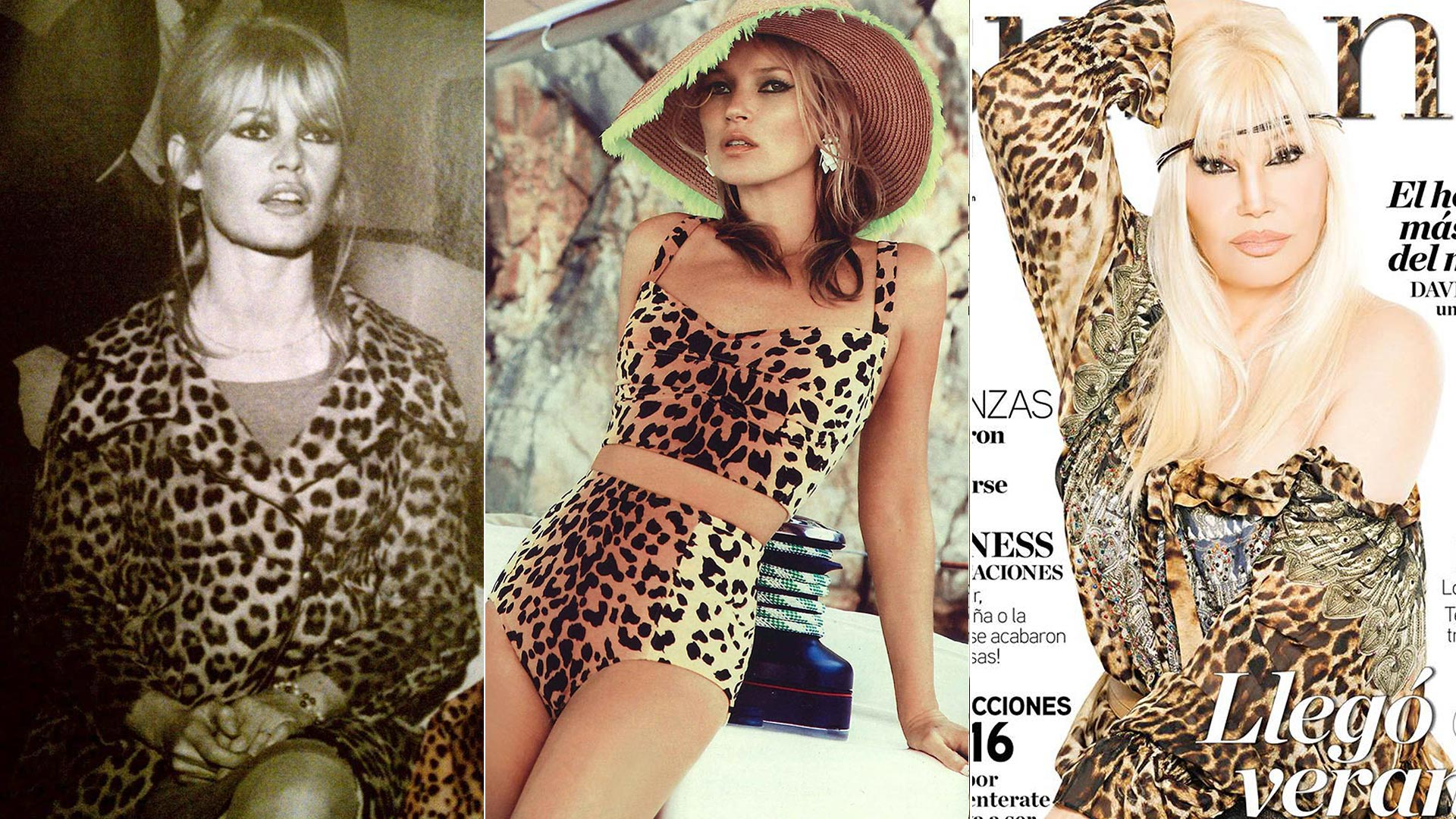 Son muchas las celebrities a nivel mundial que han utilizado prendas de este estilo
