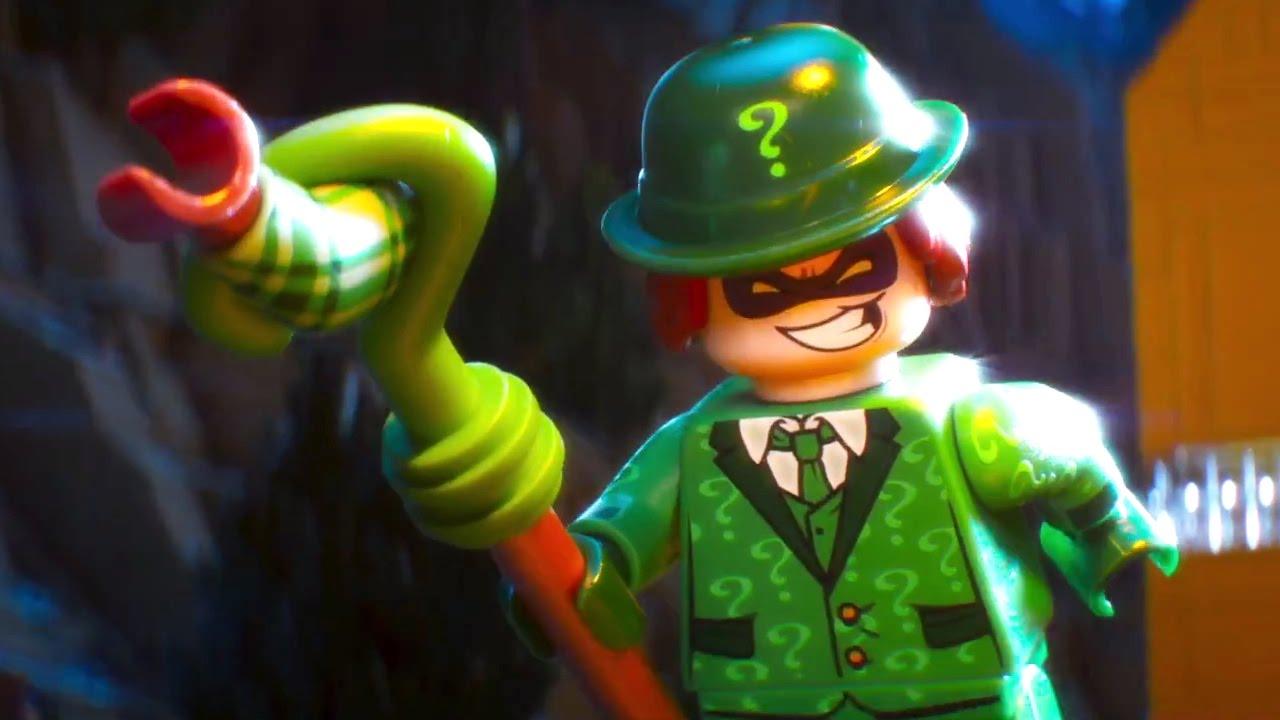"""El personaje del Joker se diseñósegún el estilo de Jim Carey, quien lo encarnóen """"Batman Forever""""."""