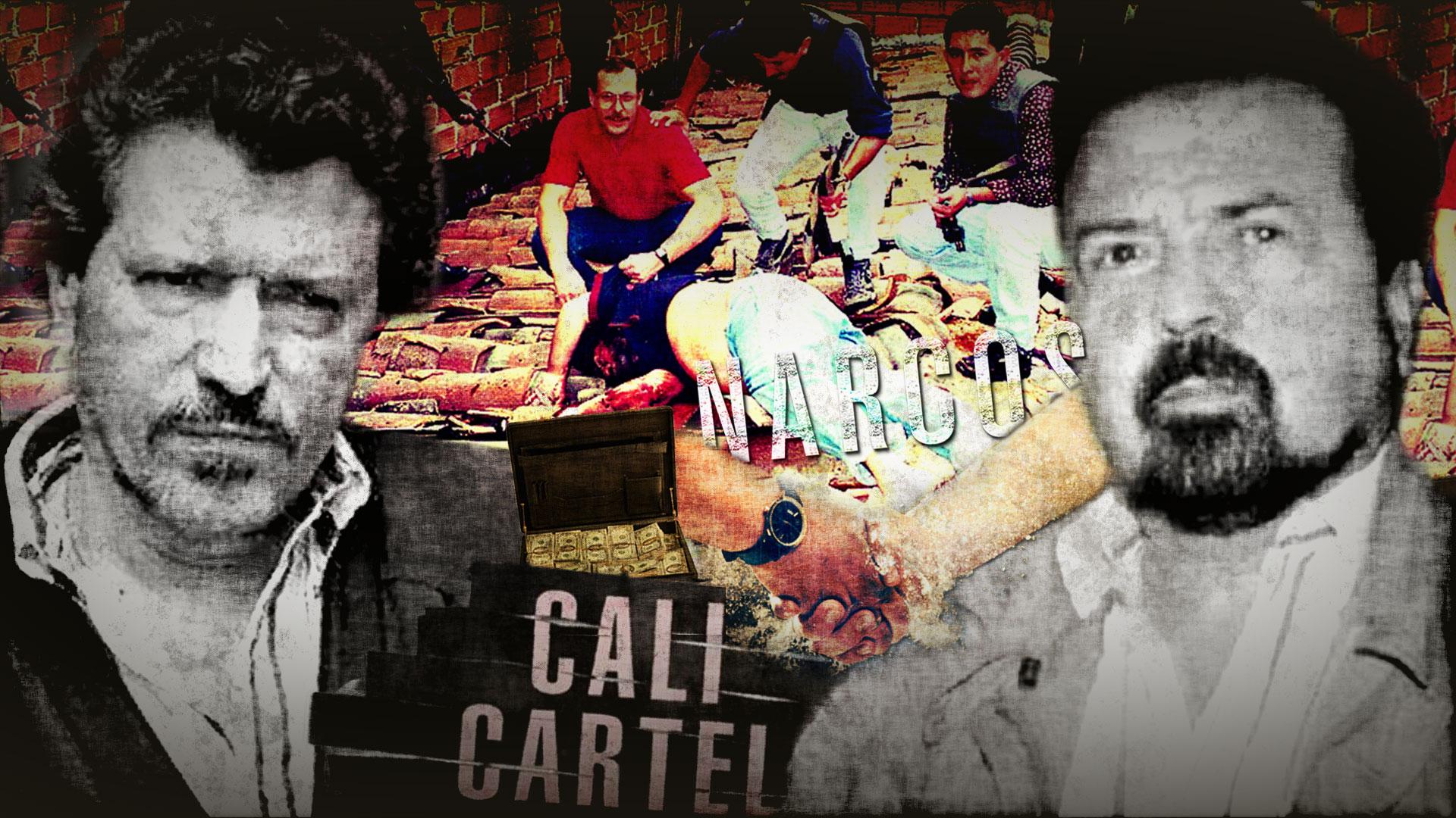 Miguel y Gilberto Rodríguez Orejuela, los hermanos jefes del Cártel de Cali. Los enemigos de Pablo Escobar serán los próximos protagonistas de la tercera temporada de Narcos, de Netflix
