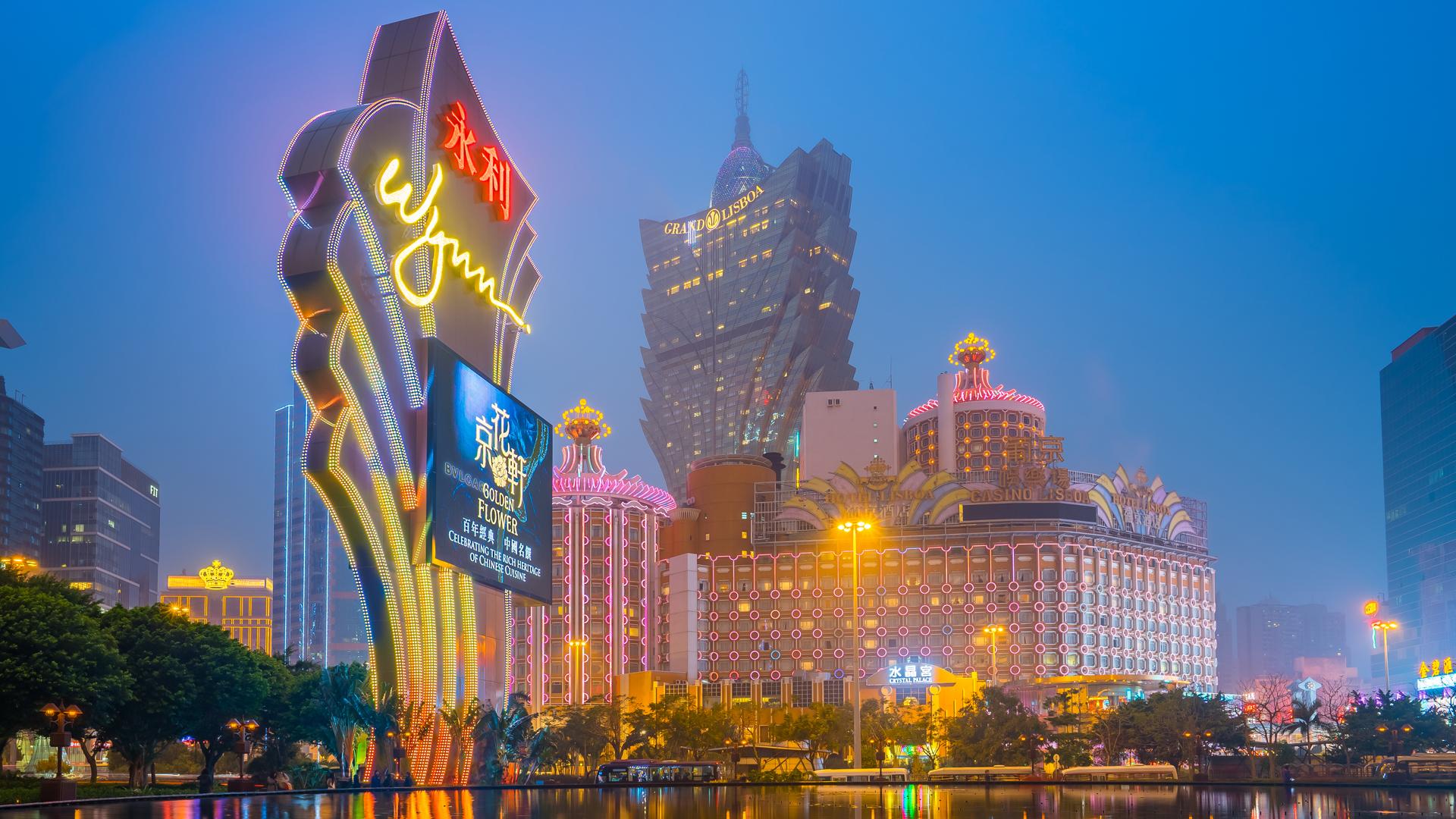 Macao superó hace una década a Las Vegas en casinos, dinero y lujo (iStock)