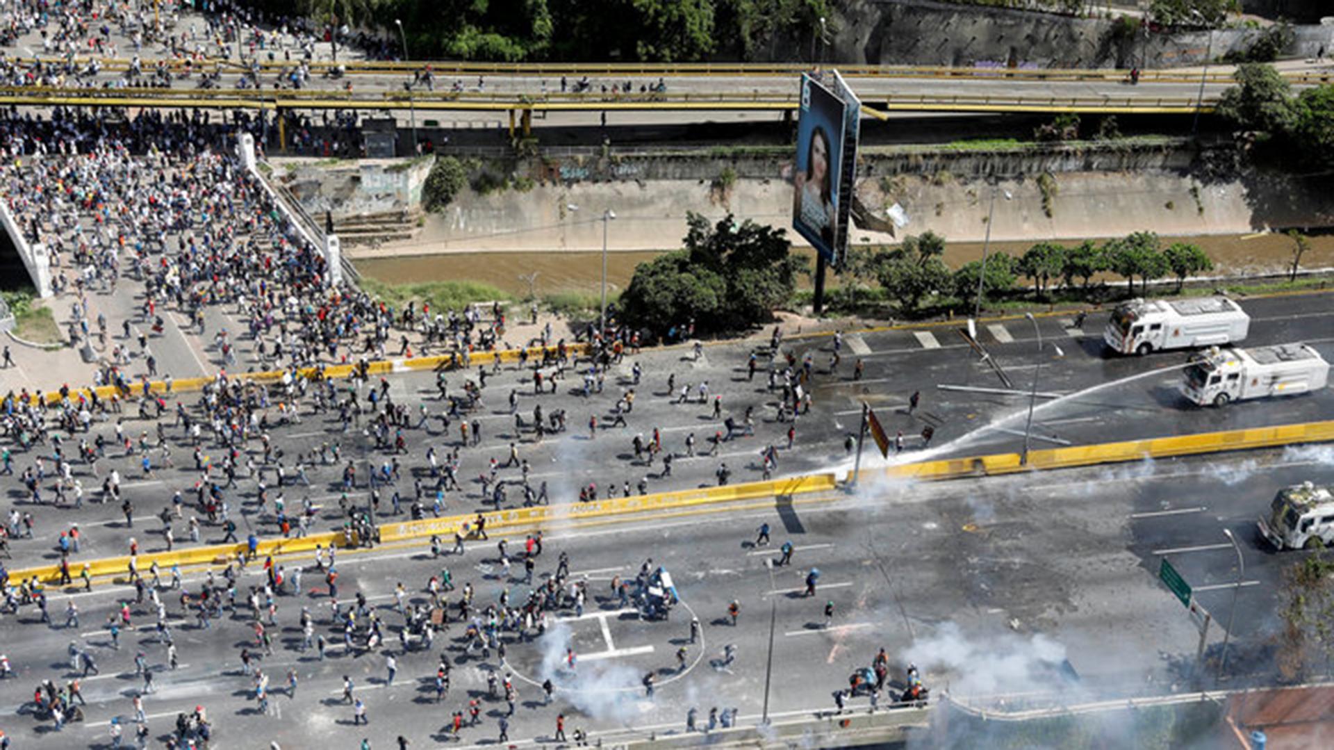 La crisis venezolana ha estado en el centro de la escena de la OEA(Reuters)