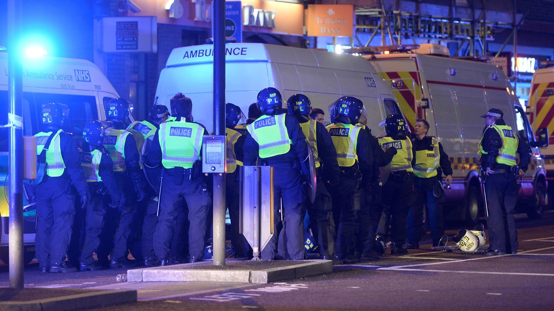 Casi 50 personas resultaron heridas, de las cuales 36 siguen hospitalizadas y 21 están en un grave estado (Reuters)