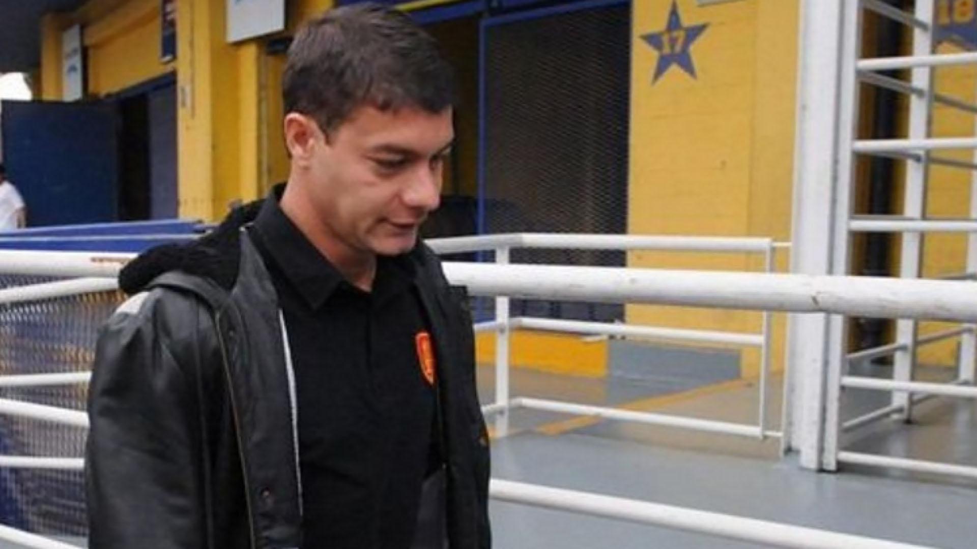 Battaglia habló sobre el presente de Boca, la postura sobre la incursión en la política de Riquelme y la lesión de Gago