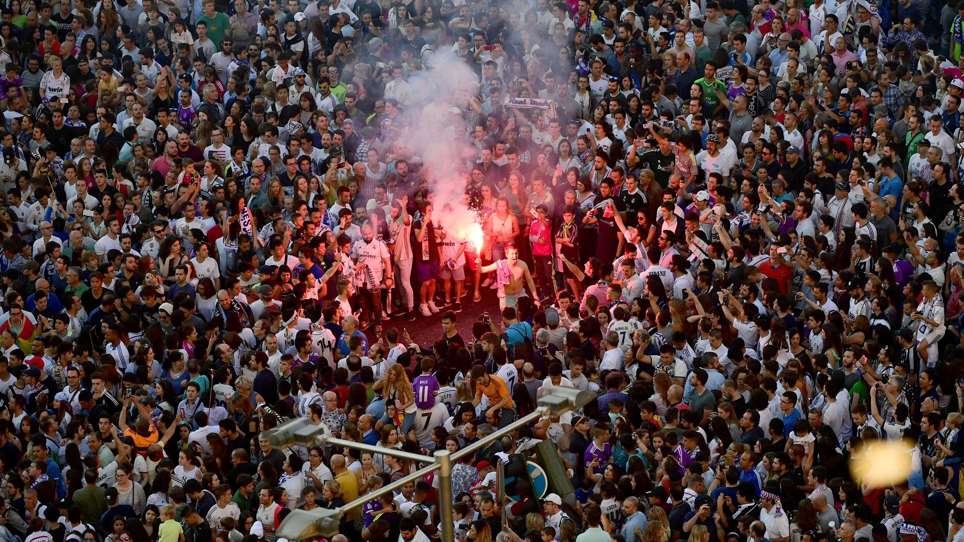 Real Madrid es el club con más Champions League de Europa