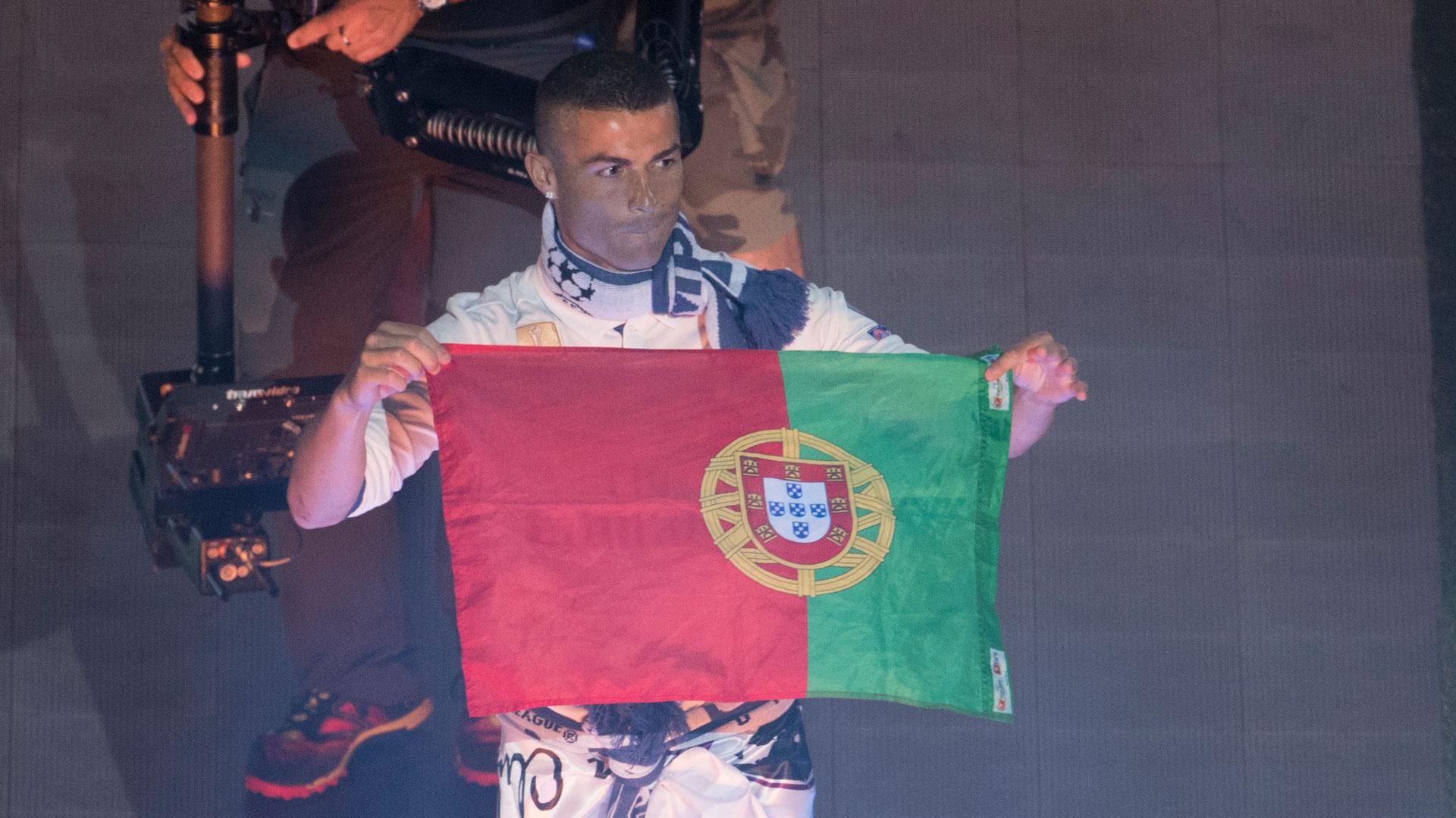 Cristiano Ronaldo es candidato a ganar el Balón de Oro