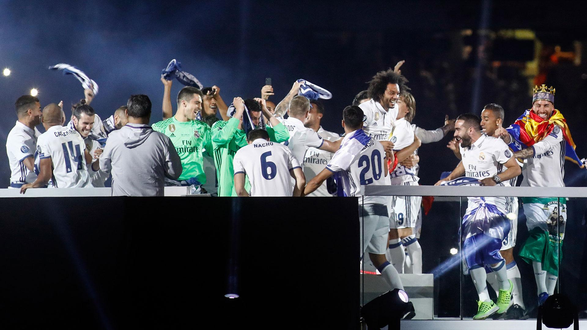 Real Madrid eliminó a equipos de la talla de Atlético Madrid y Bayern Múnich