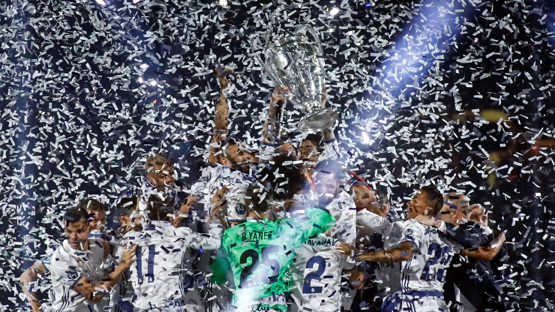 Real Madrid jugará el Mundial de Clubes y la Supercopa de Europa