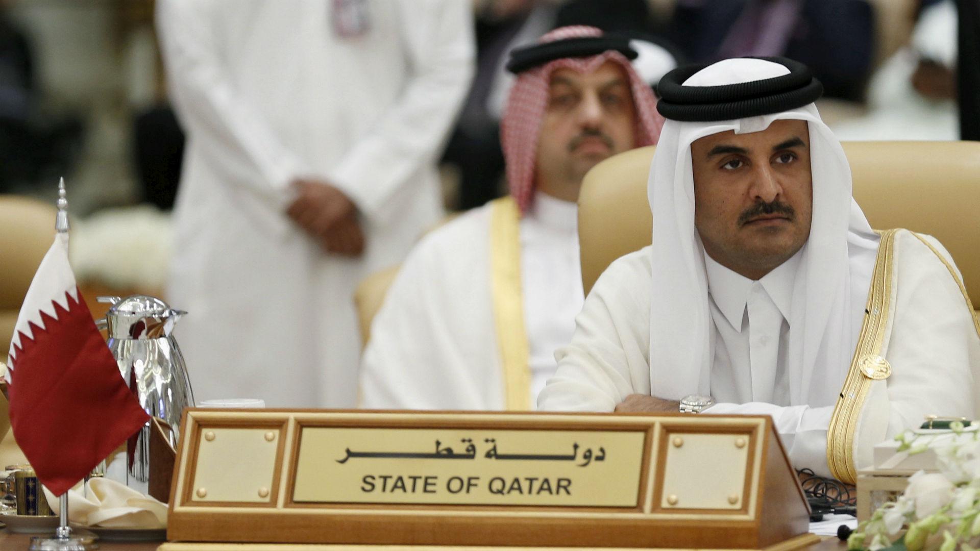 El emir de Qatar, Tamim bin Hamad al-Thani (Reuters)