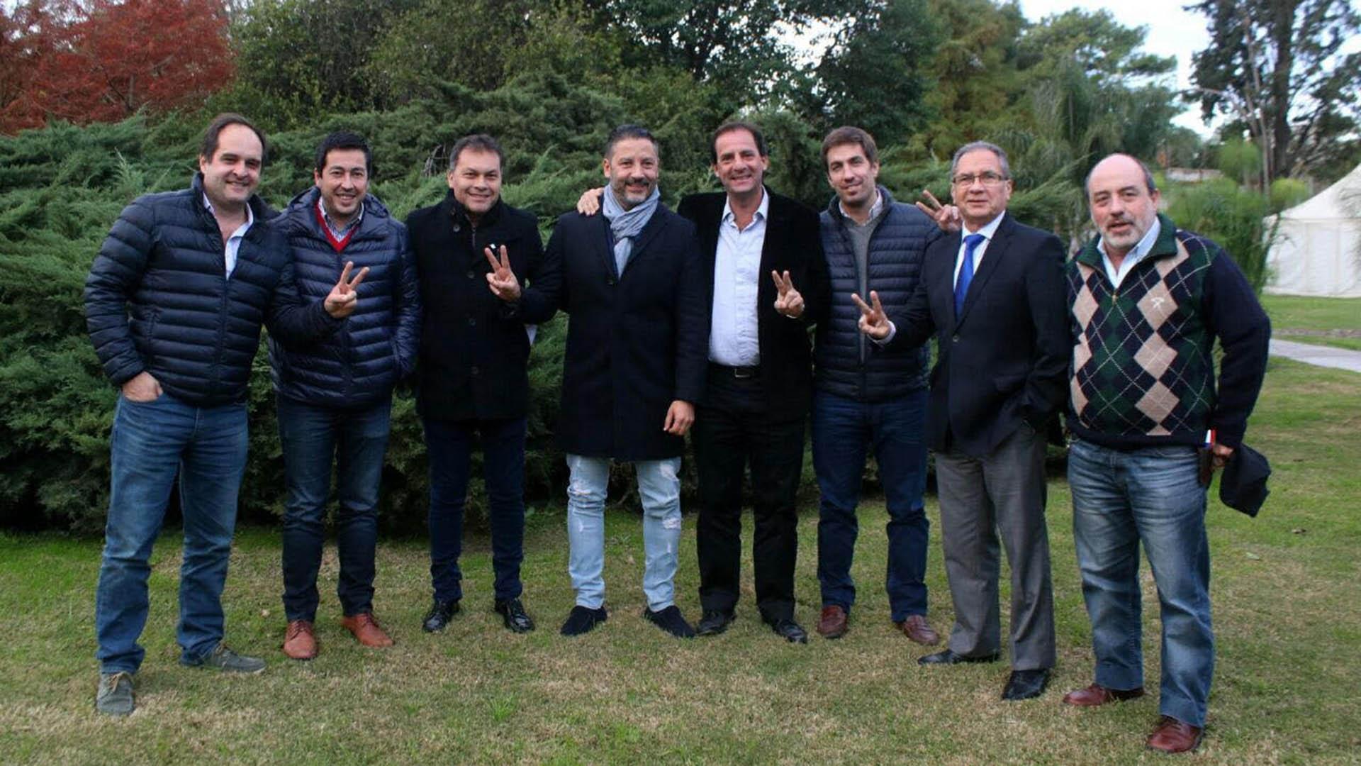 La mayoría de los intendentes del PJ quieren la unidad y a Cristina como candidata (Télam)