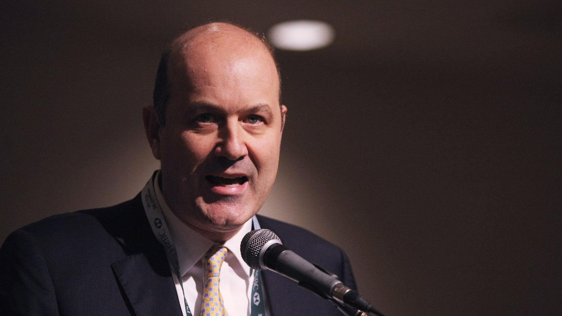 Federico Sturzenegger, presidente del Banco Central (DyN)