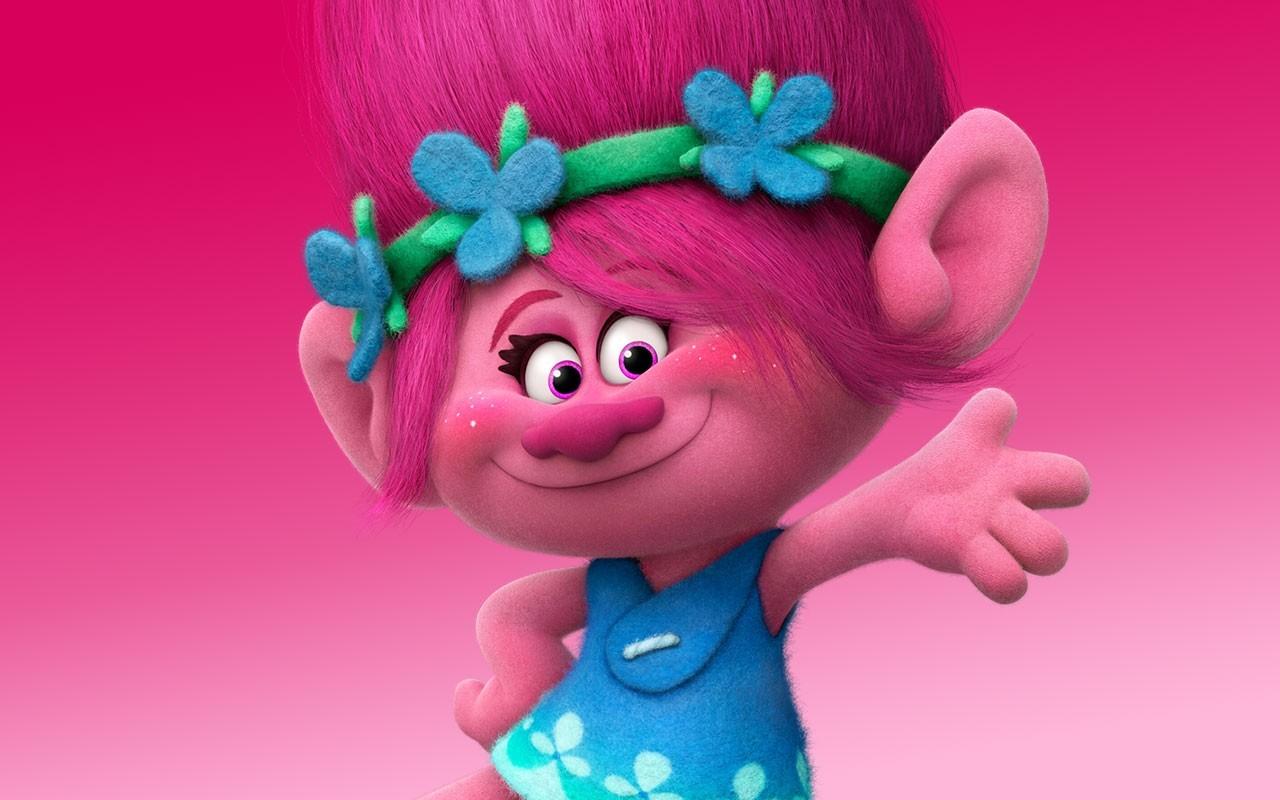 El troll original fue creado en Dinamarca en 1958.