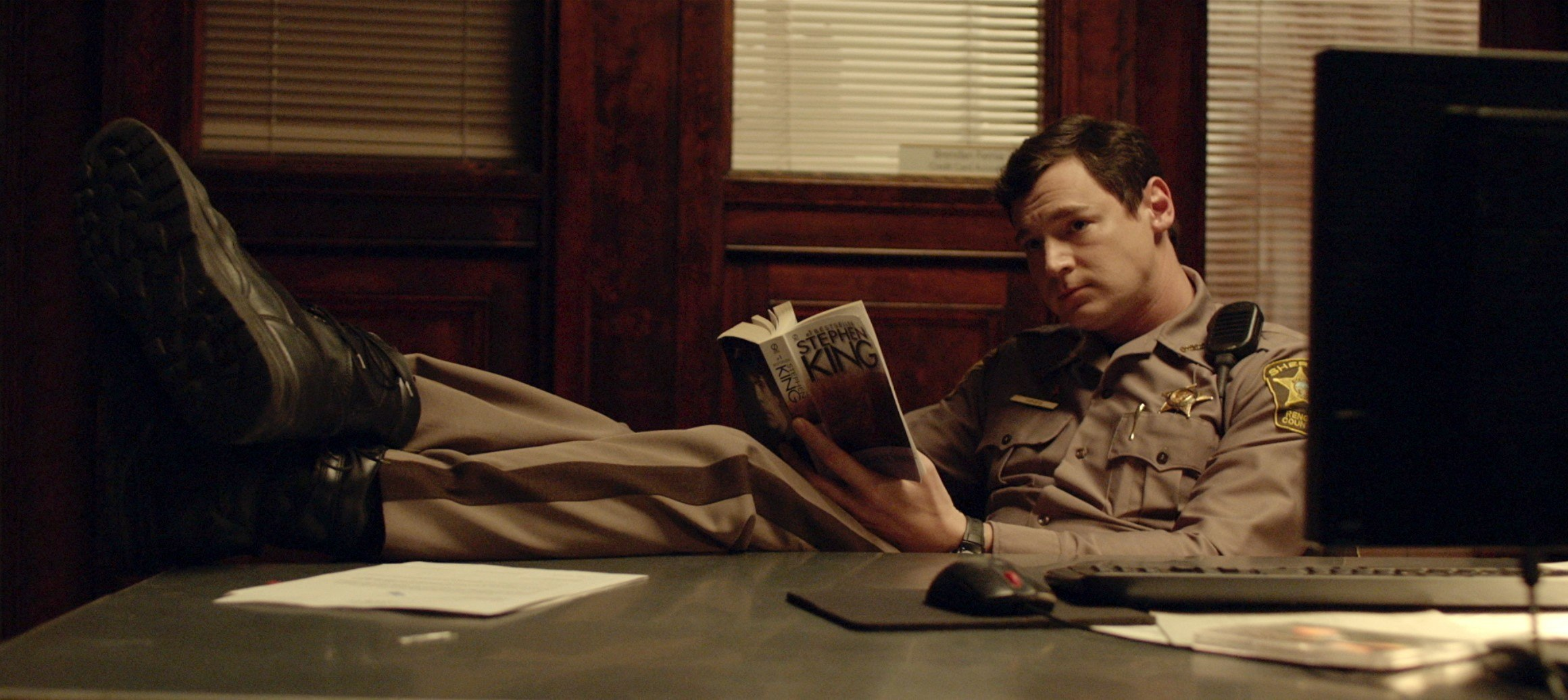 """El actor Benjamin Walker hizo su debut cinematográfico en """"Abraham Lincoln: Vampire Killer""""."""