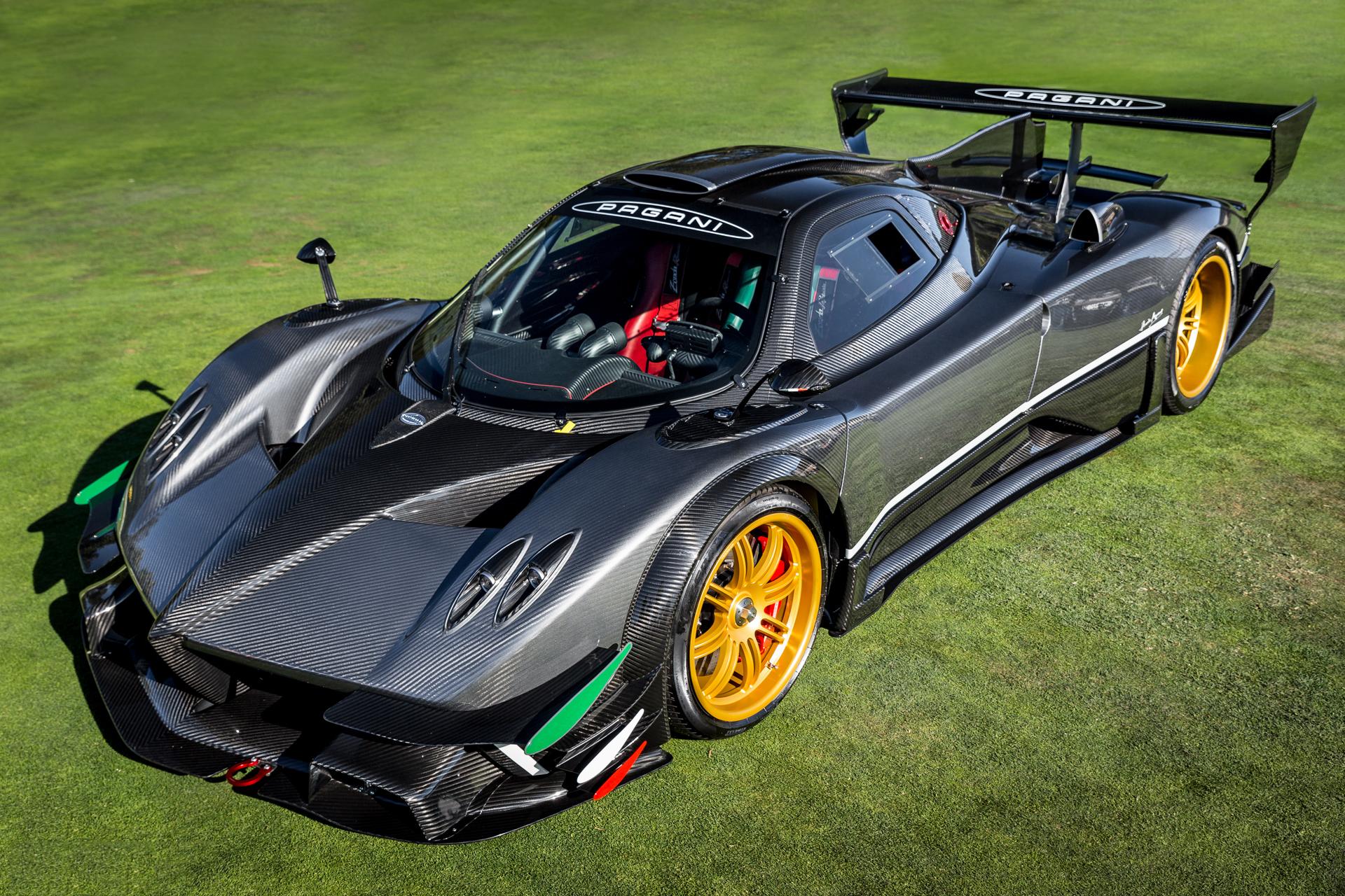 El Black Minion de Pablo Pérez Companc acelera 350 kilómetros por hora gracias a sus 800 caballos de potencia