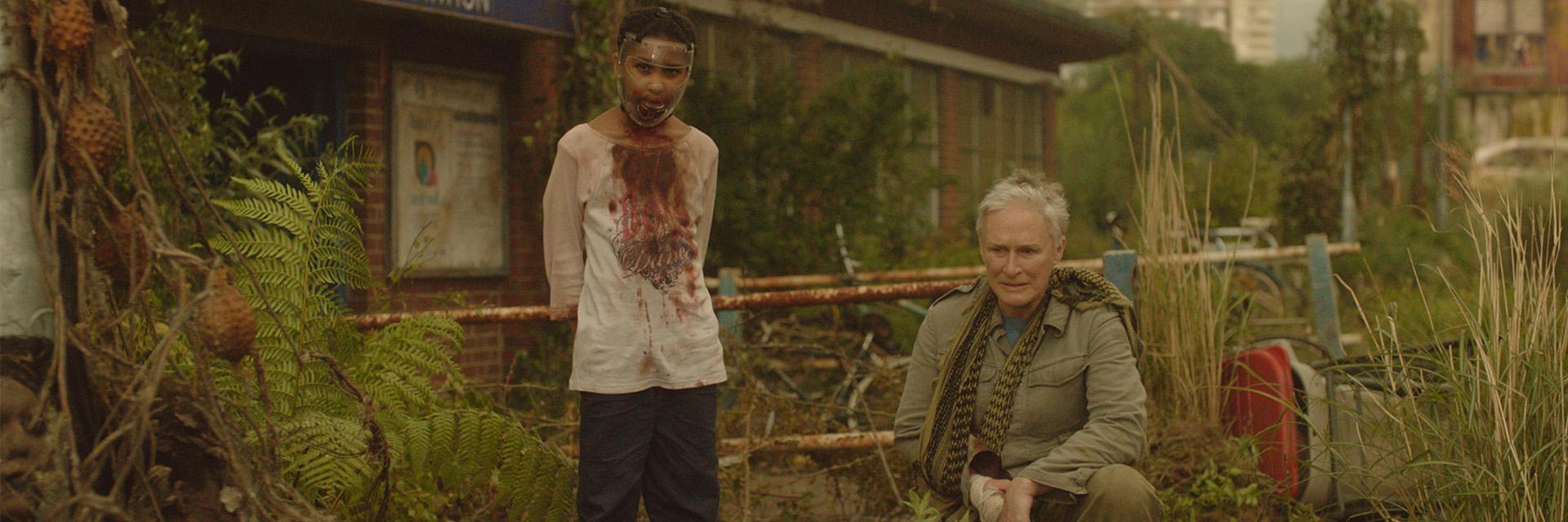 La hermana de la actriz Glenn Close hace una pequeña apariciónen la cinta, comouna zombie.