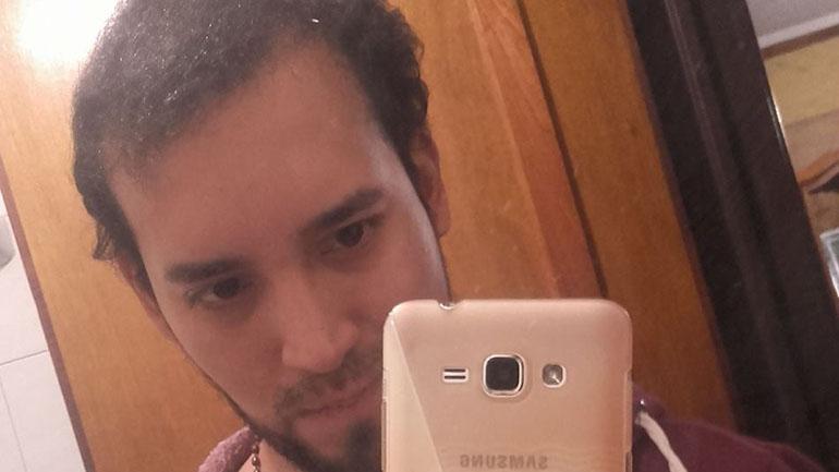 Rodrigo Gaspar Cinco, el acusado