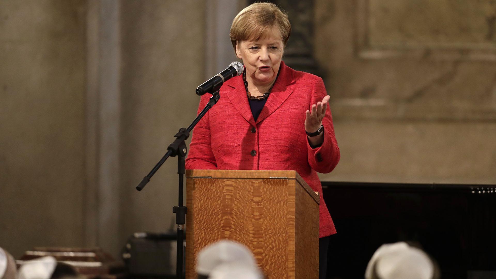 Destacan valor de visita de Merkel