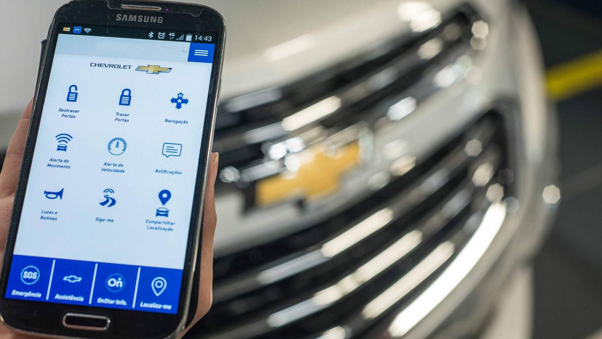 El servicio de conectividad OnStar, la bandera tecnológica de Chevrolet