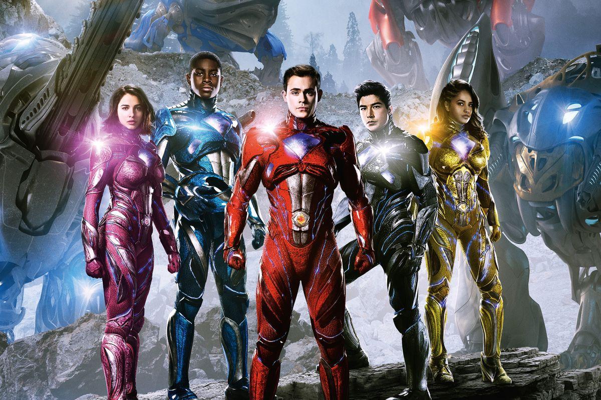 La ultima película basada en los Power Rangers se estreno hace 22 años.